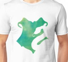 Slytherin Watercolor Unisex T-Shirt
