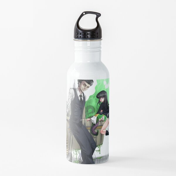 'Drivers of the Pale Car' Water Bottle
