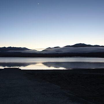 Sunrise - Lake Tekapo by Kyra