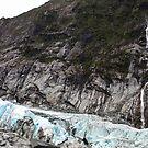 Fox Glacier by Kyra  Webb