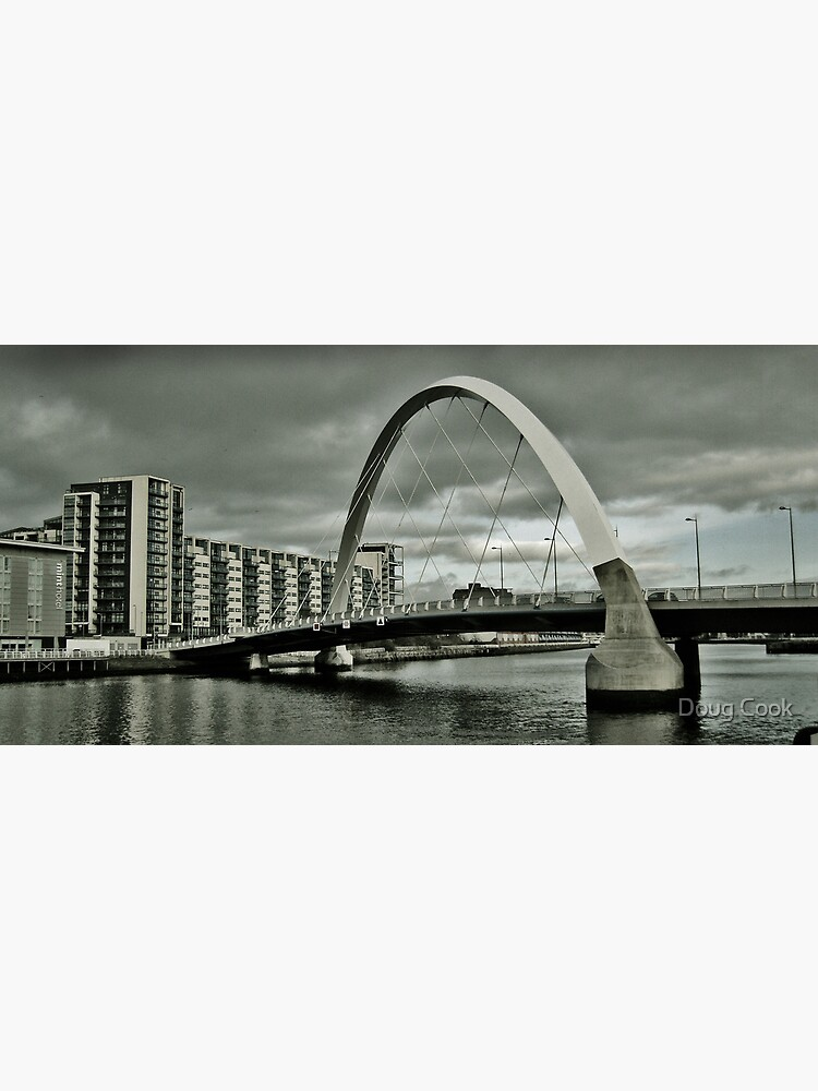 Squinty Bridge Over The Clyde by DougCook