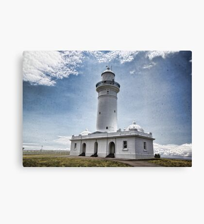 Macquarie LIghthouse Canvas Print