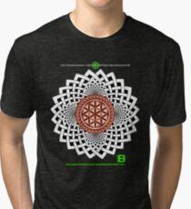 CELTIC FLOWER OF LIFE VORTEX MERCH OCT 2012 Tri-blend T-Shirt