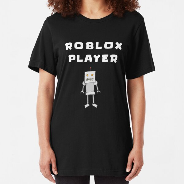 Roblox Player T Shirts Redbubble
