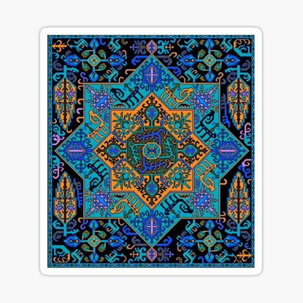 Armenian Classical Art 2 Հայկական դասական արվեստ 2 Sticker