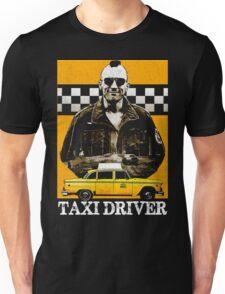 Taxi Driver Travis Bickle New York Design Unisex T-Shirt