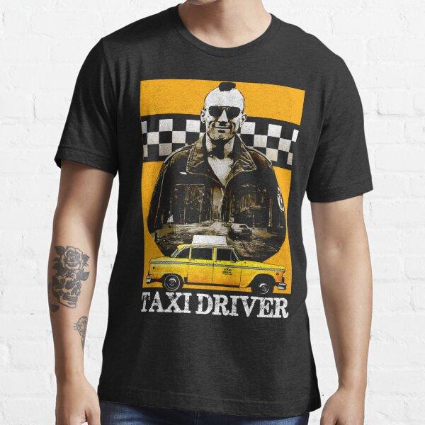 Taxista Conductor Travis Bickle New York Design Camiseta esencial