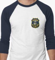 Haven PD. Men's Baseball ¾ T-Shirt