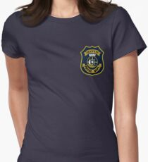 Haven PD. Women's Fitted T-Shirt