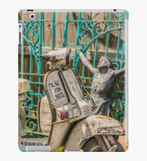 Moped Jesus iPad Case/Skin