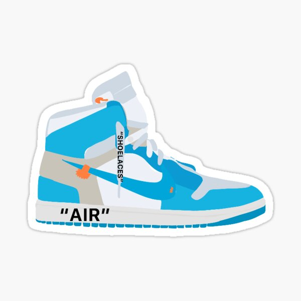 Sneaker  Sticker