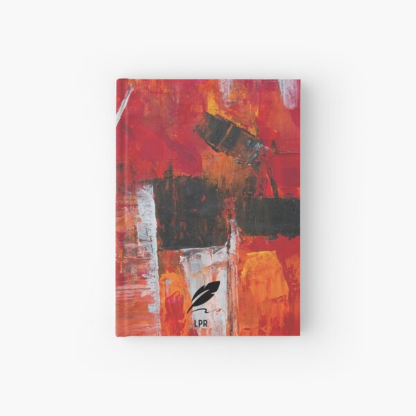Notebook - Red Hardcover Journal
