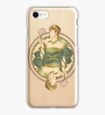 Queen Noveau iPhone Case/Skin