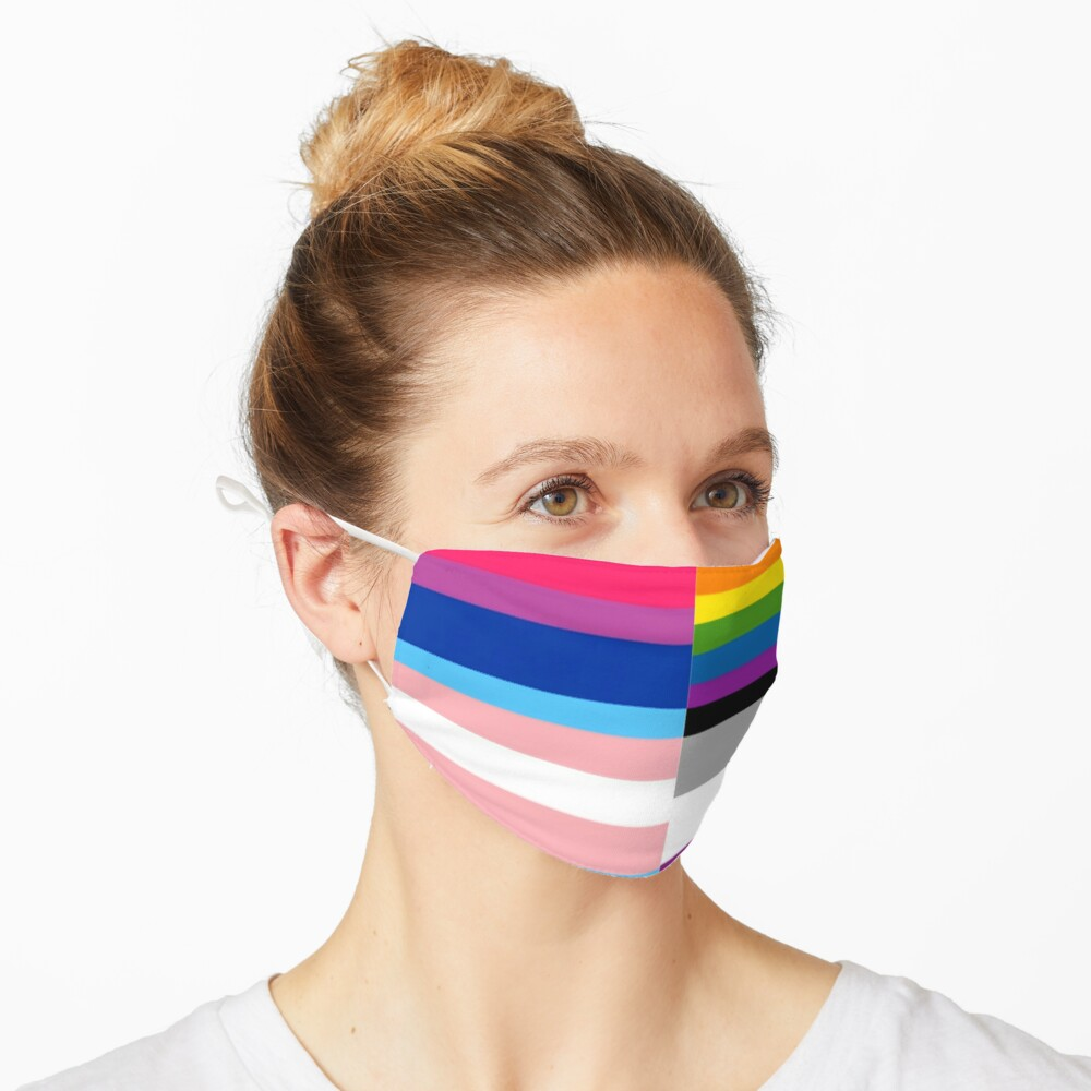 Pride for All Mask