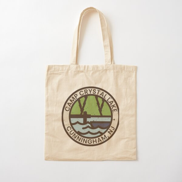 Friday the 13th Cotton Tote Bag