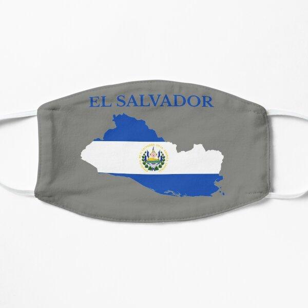 Hace un gran regalo para el salvadoreño Mascarilla plana