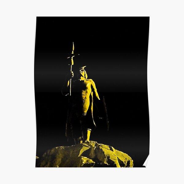 Indios guerreros personaje-Western combatientes decorativas estatua jefe