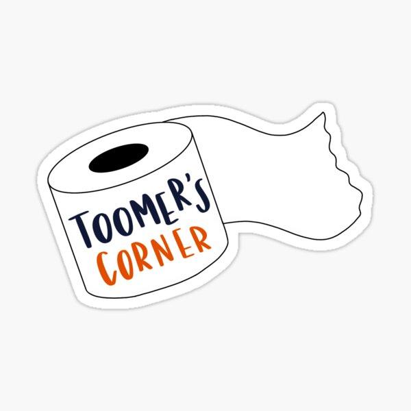 toomer's Sticker