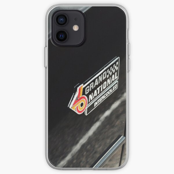 Intercooled grandeur iPhone Soft Case