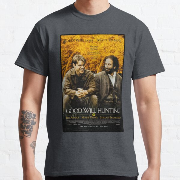 """""""It's Not Your Fault"""" GWH Poster Classic T-Shirt"""