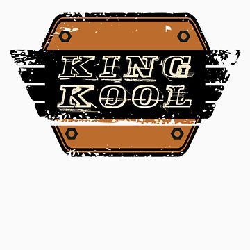 KING KOOL Nov 2012 by dandonovan