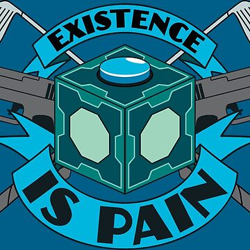 Existence Is Pain by BabyJesus