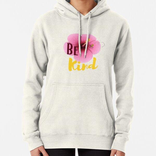 Be Kind, Bee Kind Pullover Hoodie