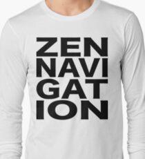 Zen Navigation Long Sleeve T-Shirt