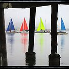 Colorful Sailing by Myillusions