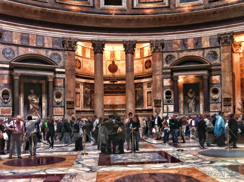 Pantheon by Murray Swift