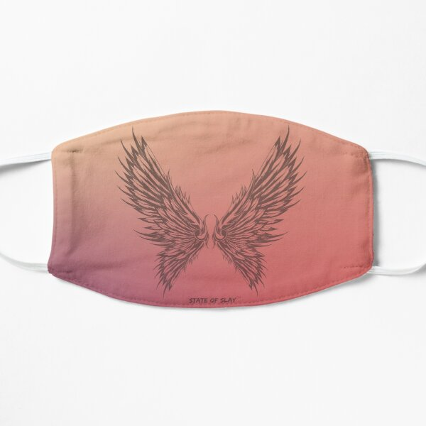 State Of Slay™ - Violet and Pink Wings Mask