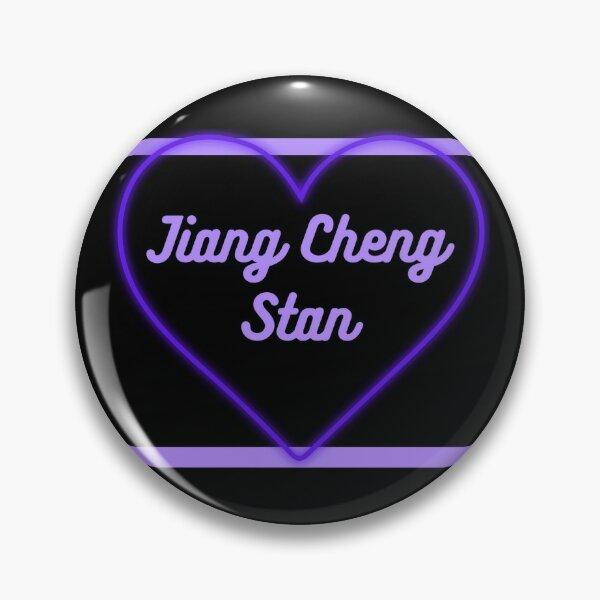 JIANG CHENG STAN Pin