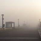 Deal Pier Mist by Sue Robinson