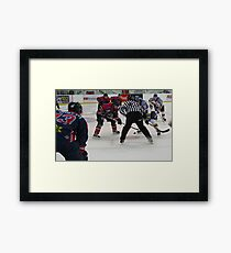 Jolly Hockey Sticks Framed Print