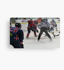 Jolly Hockey Sticks Metal Print