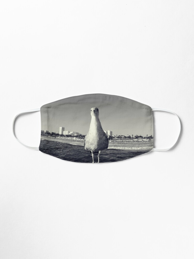 Alternate view of Bird Mask