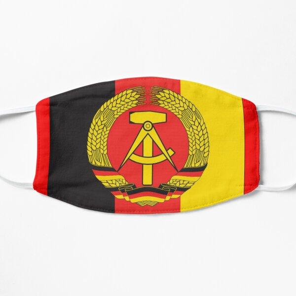 DDR flag / East German flag Flat Mask