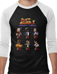 Pulp Fighter II Men's Baseball ¾ T-Shirt