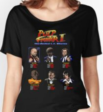 Pulp Fighter II Women's Relaxed Fit T-Shirt