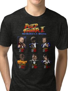 Pulp Fighter II Tri-blend T-Shirt