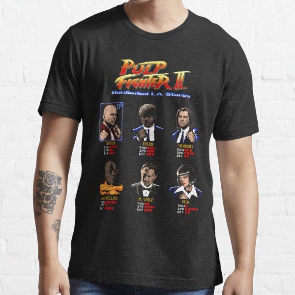 Pulp Fighter II Essential T-Shirt