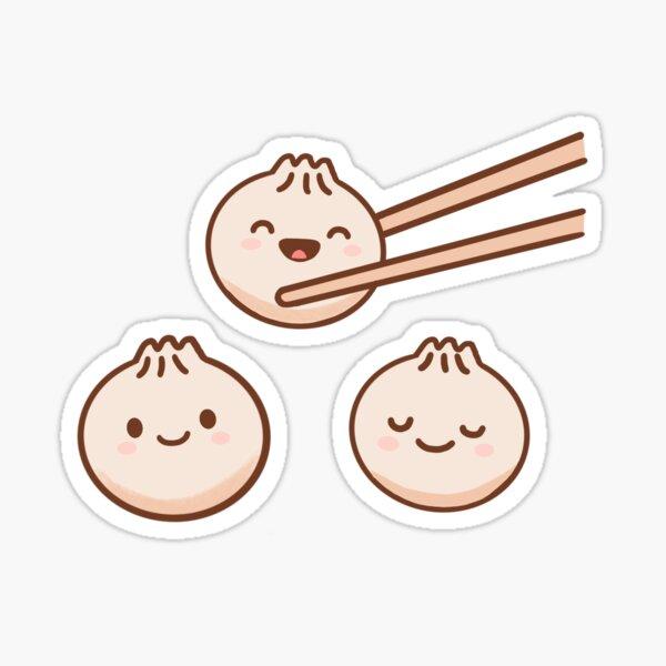 Dumplings  Sticker