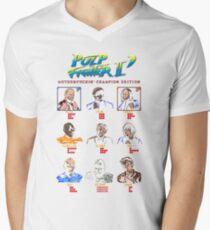 Pulp Fighter II: Motherfuckin' Champion Edition Mens V-Neck T-Shirt