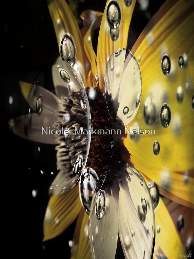 Bubbles  by Nicole  Markmann Nelson