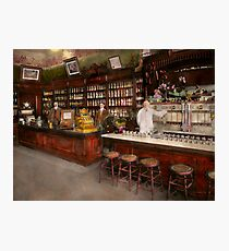Apothecary - Cocke drugs apothecary 1895 Photographic Print
