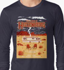 The Legend of Heisenberg Long Sleeve T-Shirt