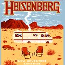 The Legend of Heisenberg by Filippo Morini