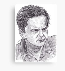 Tim Robbins Canvas Print