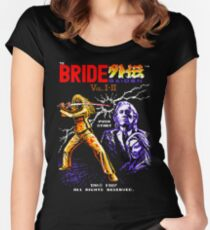 The Bride Gaiden Women's Fitted Scoop T-Shirt