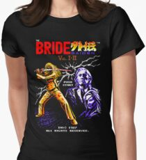 The Bride Gaiden Women's Fitted T-Shirt